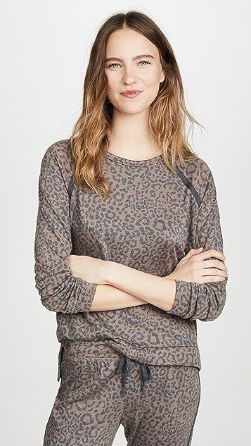PJ Salvage Leo Sport Sweatshirt