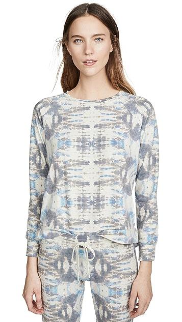 PJ Salvage Tie Dye Days Sweatshirt