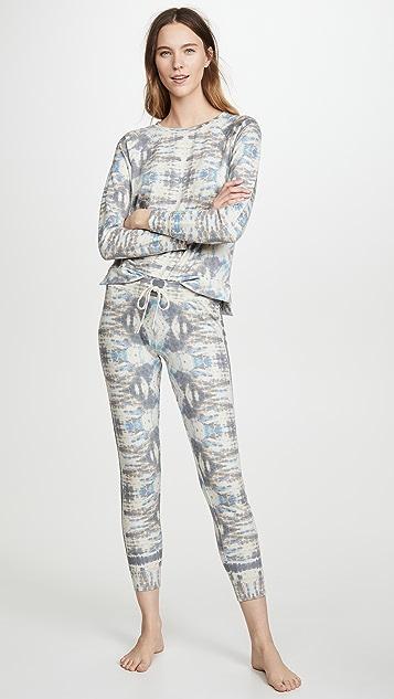 PJ Salvage Tie Dye Days 长裤