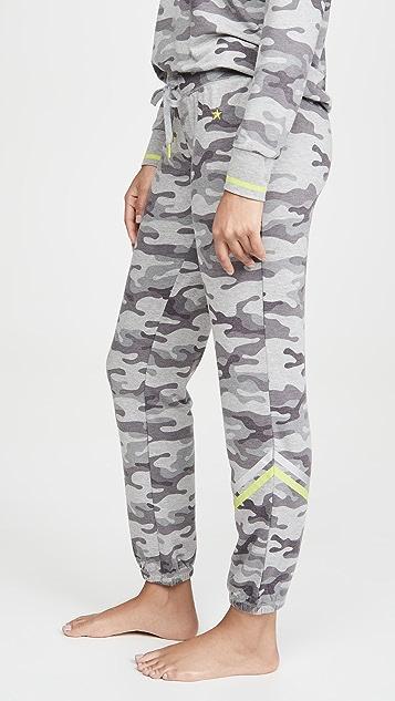 PJ Salvage Neon Pop Camo PJ Pants