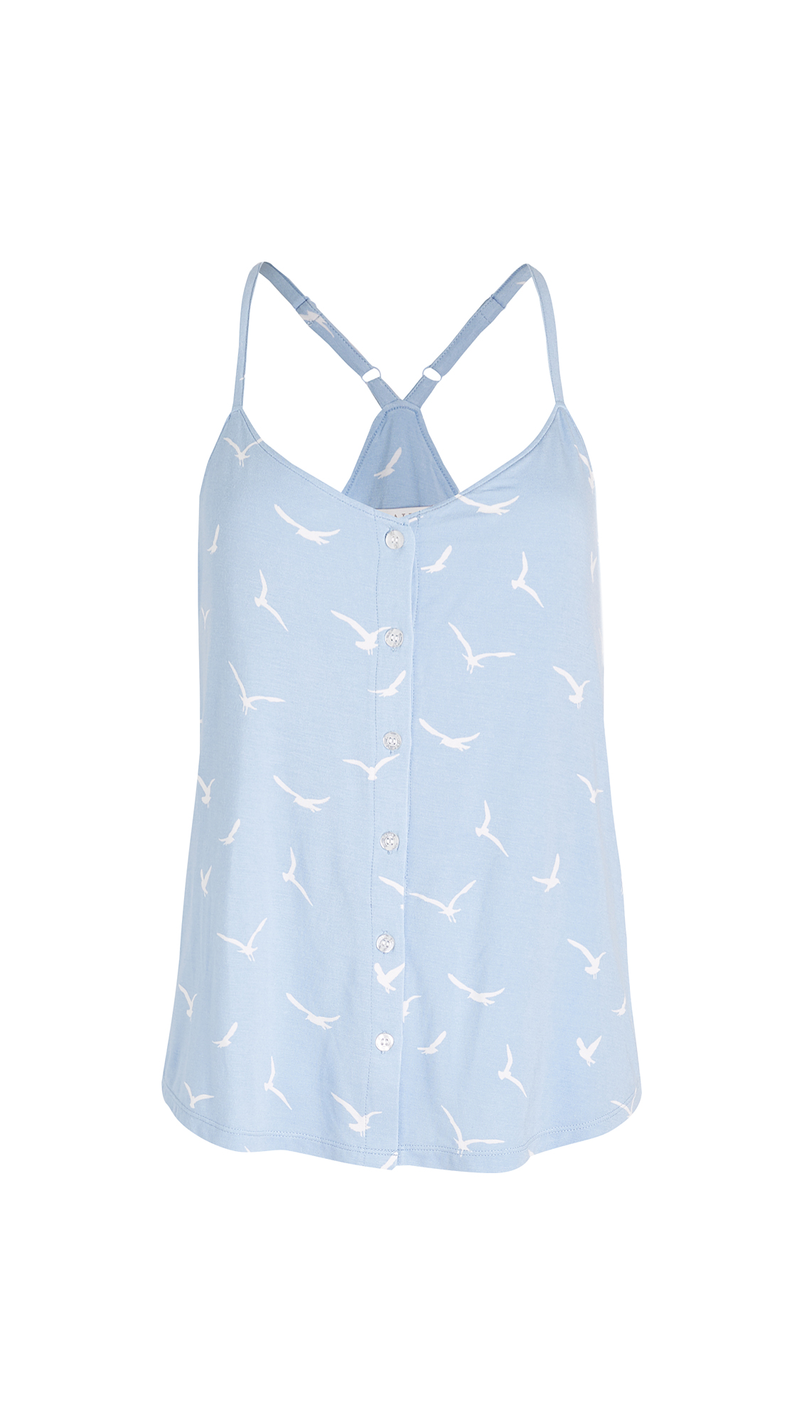 PJ Salvage In Flight Button Sleep Cami