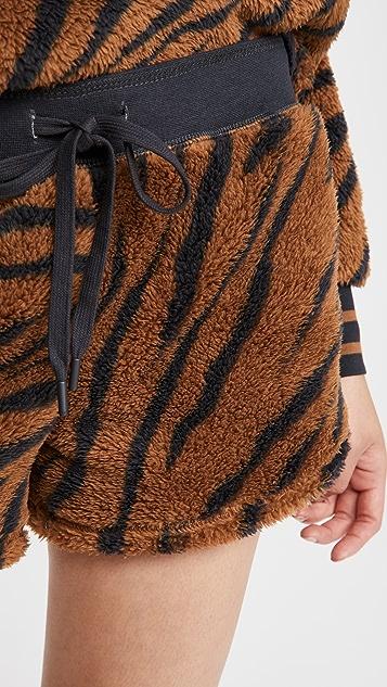 PJ Salvage 舒适短裤