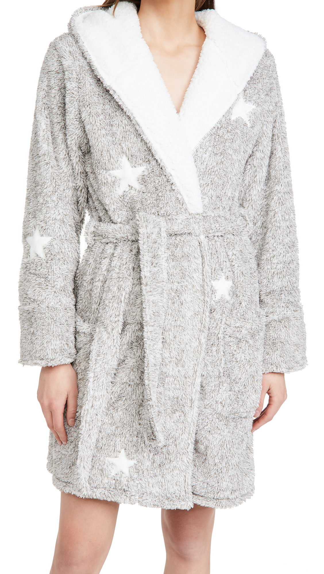 PJ Salvage Hooded Star Robe
