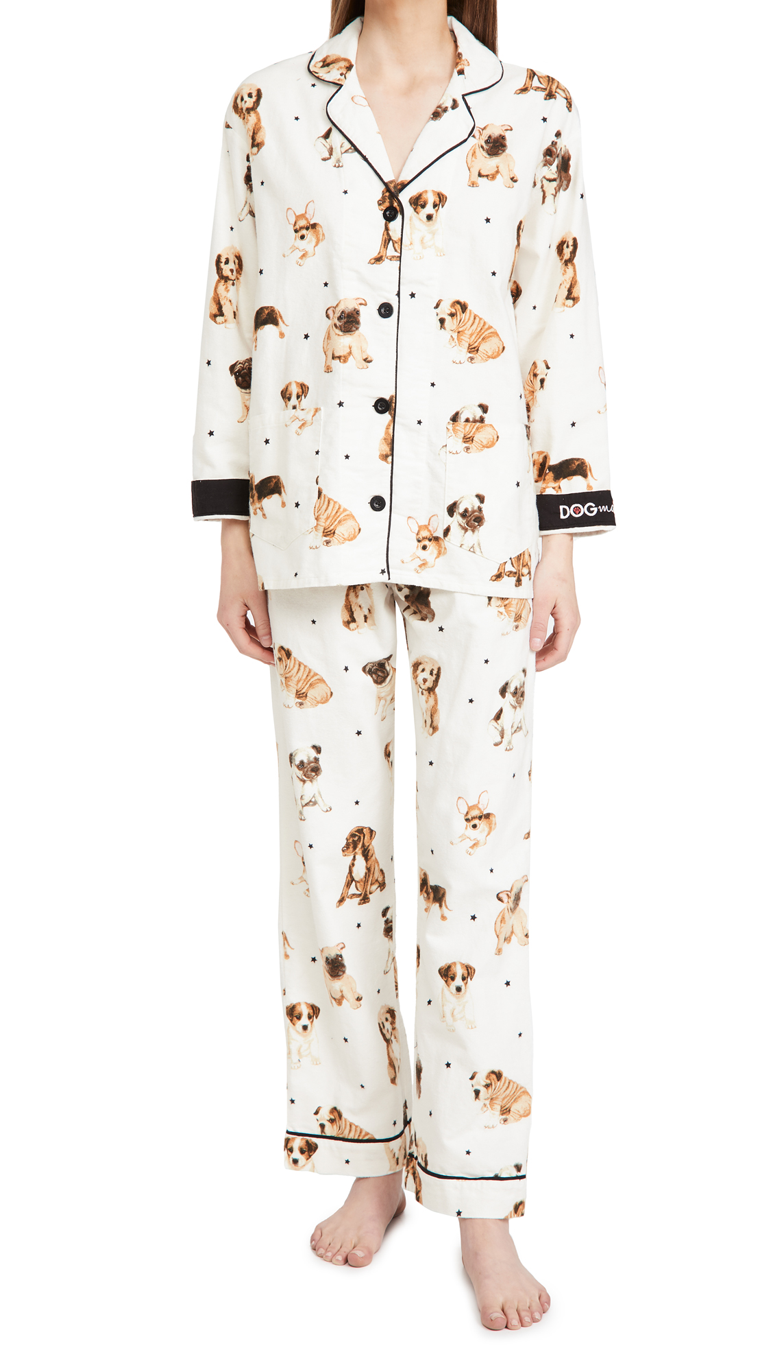 PJ Salvage Dog Mama PJ Set