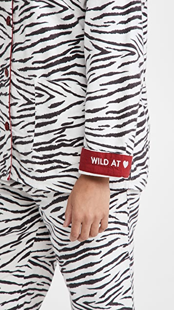 PJ Salvage Wild At Heart PJ Set