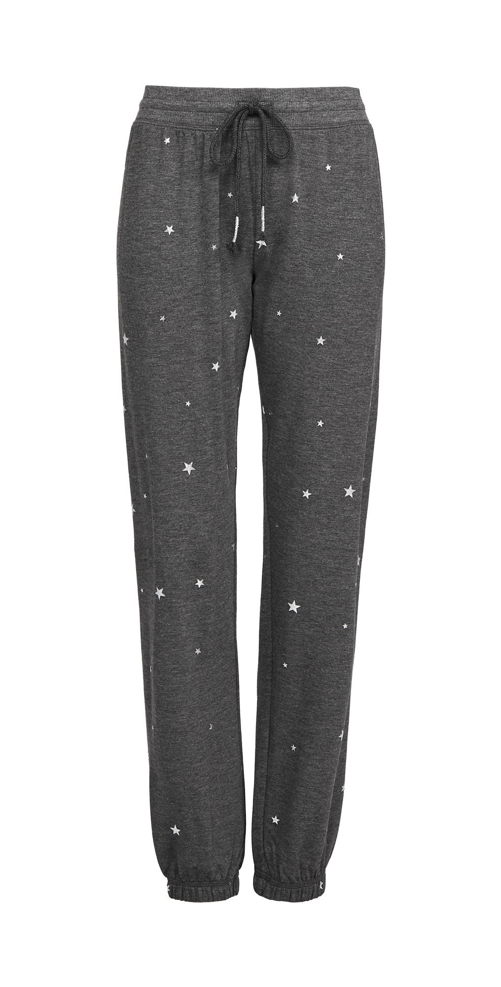 PJ Salvage Shine Star Band Pants