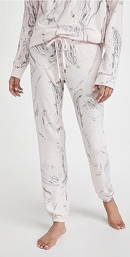 PJ Salvage - Marble Band Pants