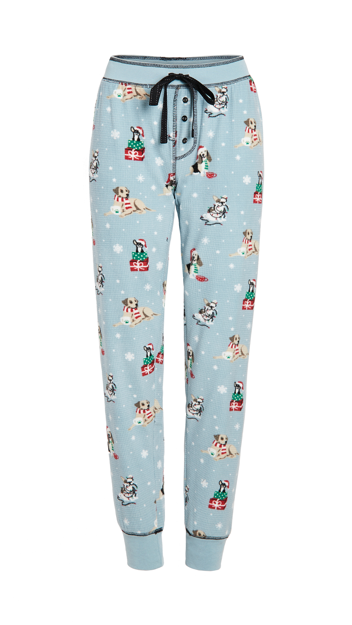PJ Salvage Jam Pant Happy Howlidays