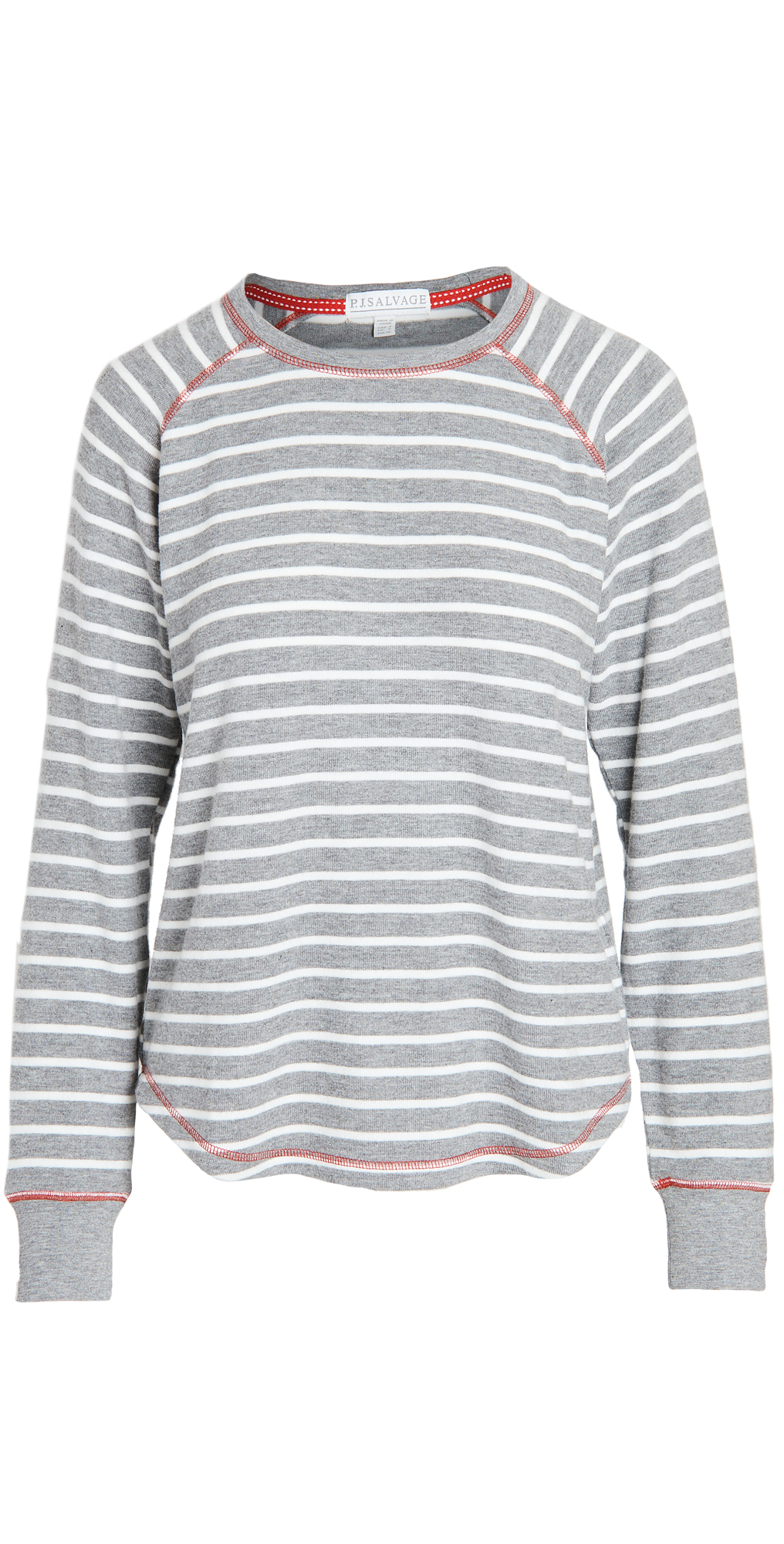 PJ Salvage Joyful Long Sleeve Top