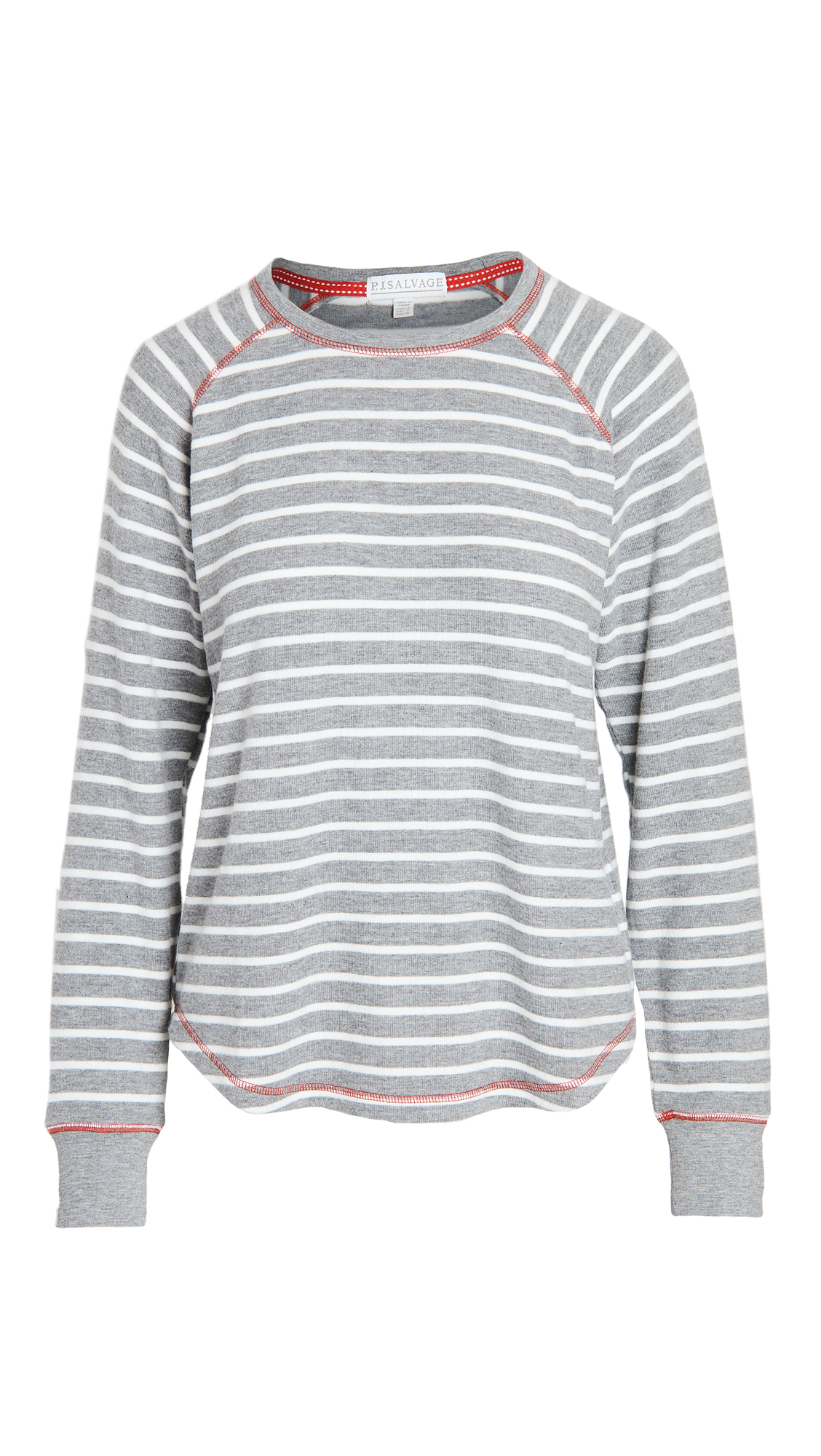 PJ Salvage Joyful Long Sleeve Top