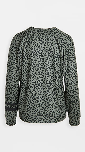 PJ Salvage Run Wild Long Sleeve Top