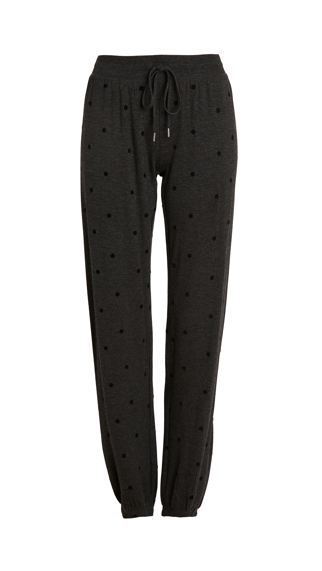 PJ Salvage Snow Dot Band Pants