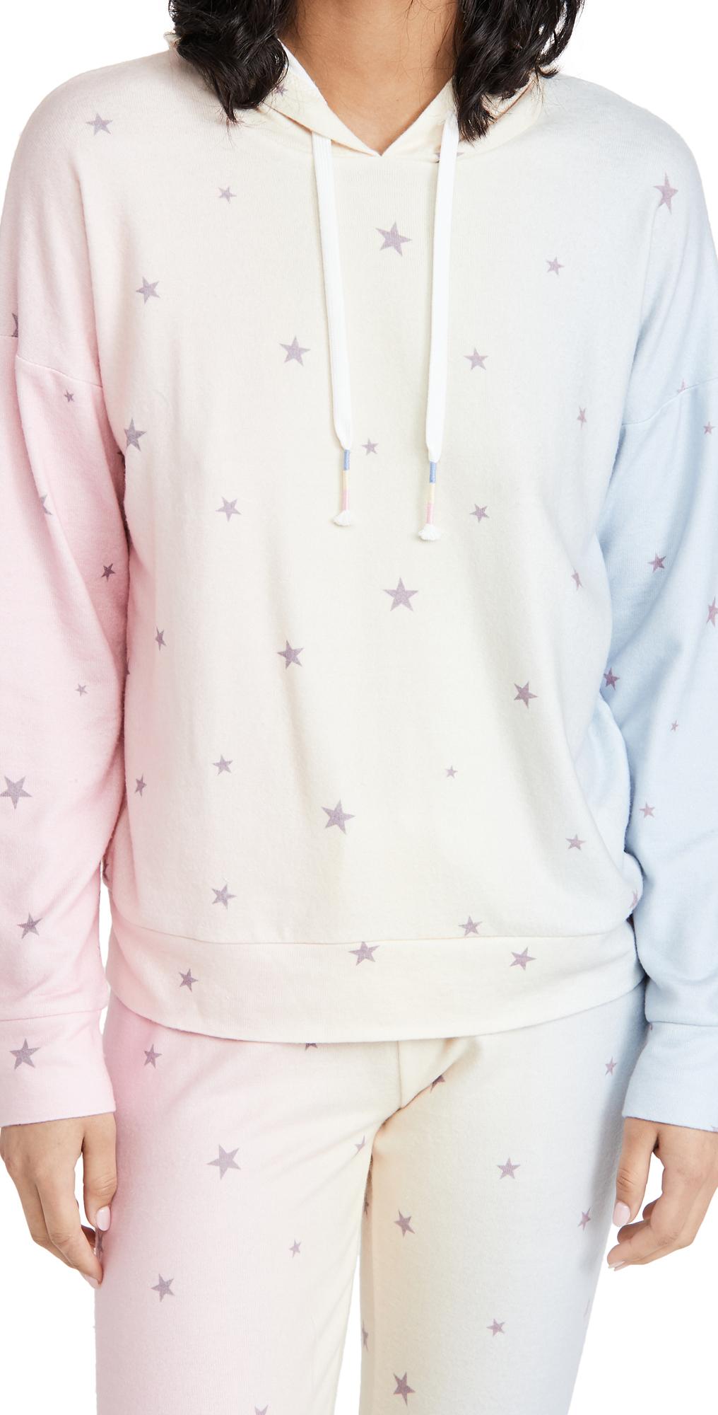 PJ Salvage Peachy Party Sweatshirt