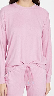 PJ Salvage 彩色经典套头运动衫