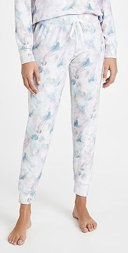 PJ Salvage - Marble Vibes Band Pants