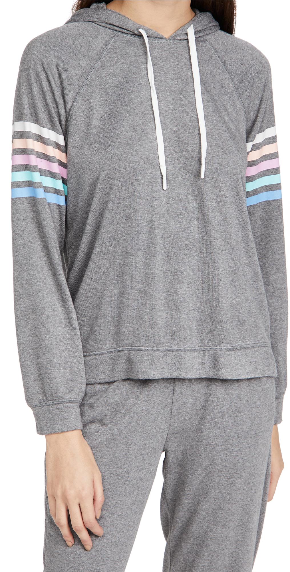 PJ Salvage Colorful Classic Sweatshirt