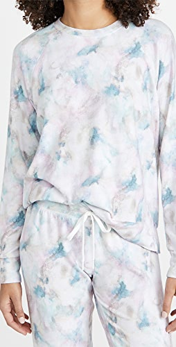 PJ Salvage - Marble Vibes Pullover