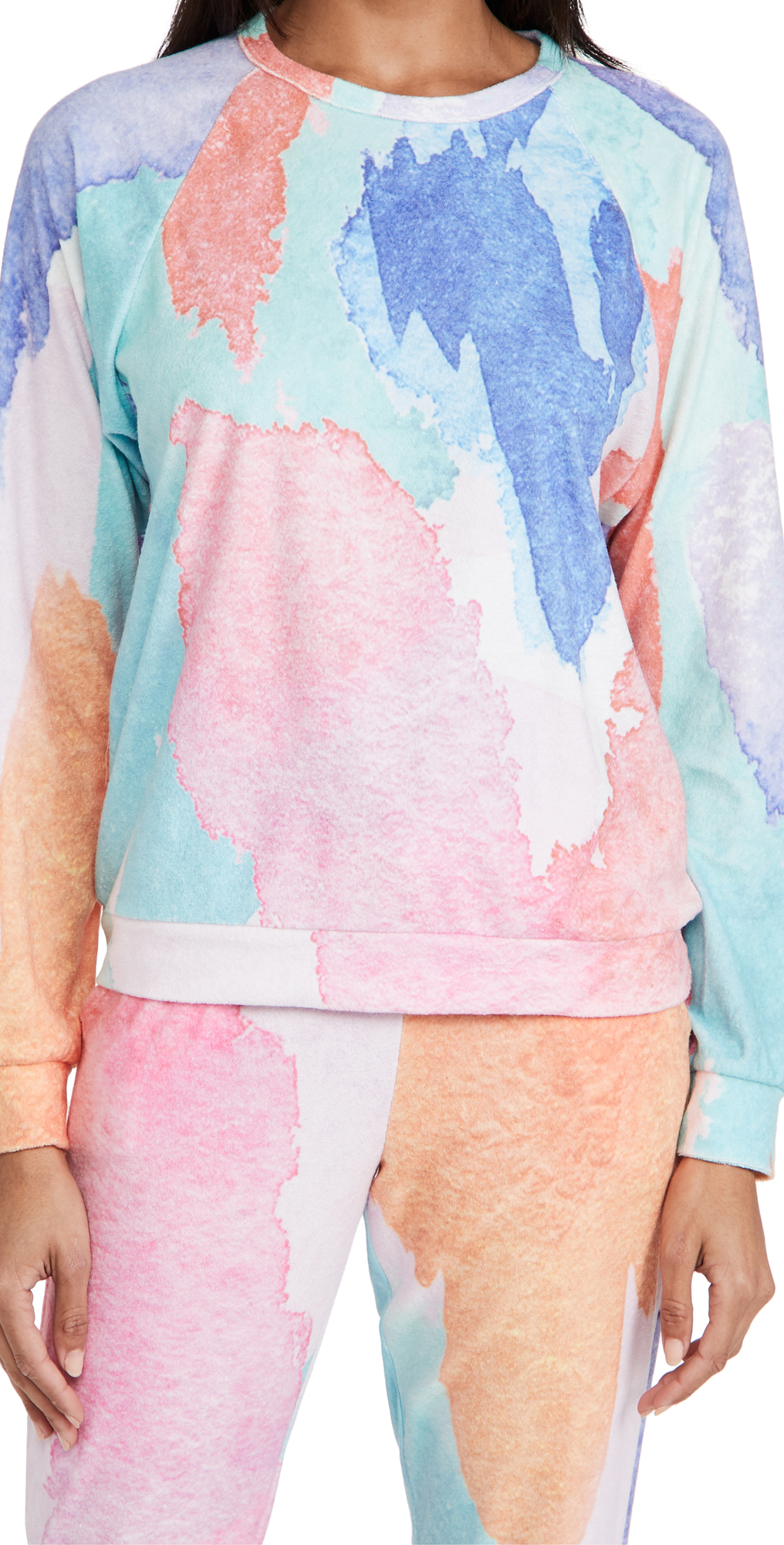 PJ Salvage Art Class Pullover