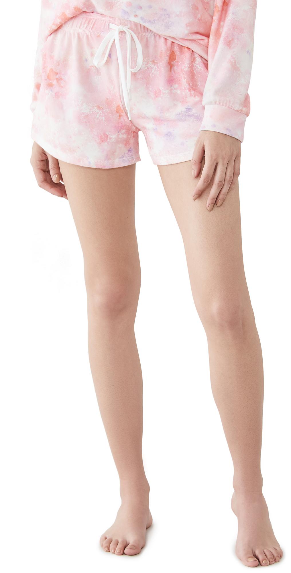 PJ Salvage Melting Crayons Shorts