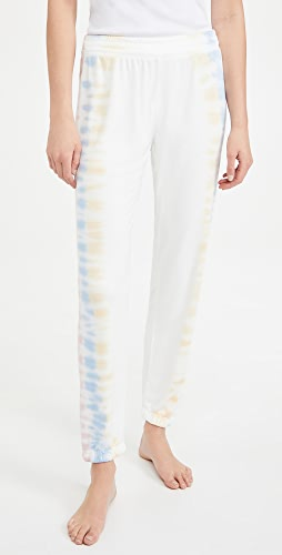 PJ Salvage - Sunset Hues Banded 长裤