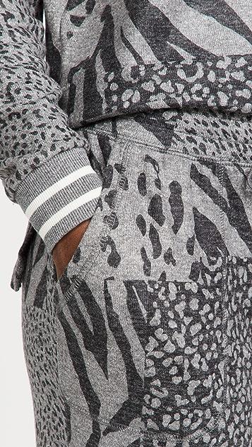 PJ Salvage Patch Perfect 慢跑长裤