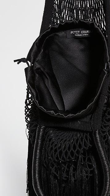 Petit Kouraj Fringe Shopper Bag