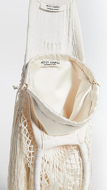 Petit Kouraj 流苏购物包