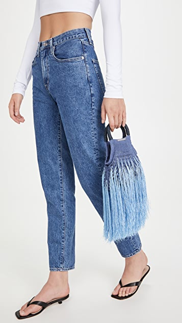 Petit Kouraj Mini Fringe Bag