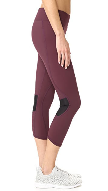 APL: Athletic Propulsion Labs Gazelle Capri Leggings