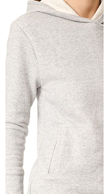 APL: Athletic Propulsion Labs Asymmetrical Hoodie