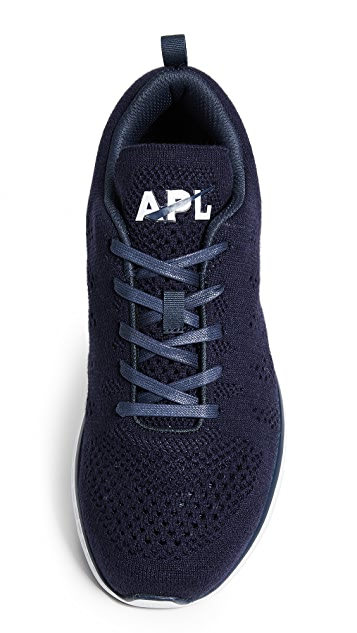 APL: Athletic Propulsion Labs Techloom Pro Running Cashmere Sneakers
