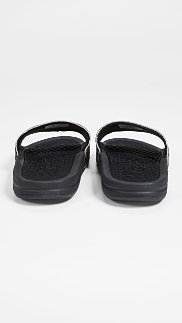 APL: Athletic Propulsion Labs Iconic Haircalf Slides
