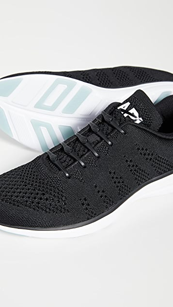 APL: Athletic Propulsion Labs TechLoom Pro Sneakers with Hickies Laces