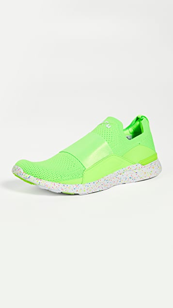 APL: Athletic Propulsion Labs TechLoom Bliss Neon Sneakers