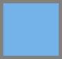 宫殿蓝/白色