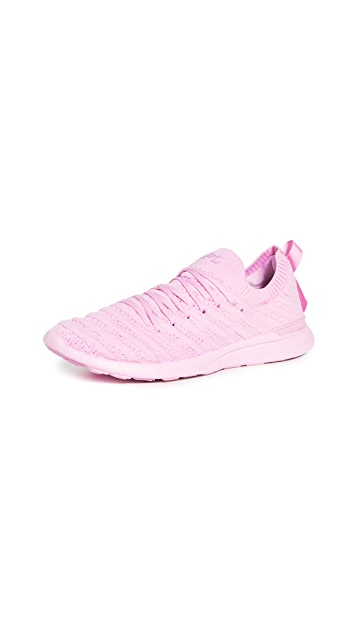 APL: Athletic Propulsion Labs Limited Edition Breast Cancer Awareness Month TechLoom Wave Sneakers