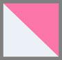 White/Fusion Pink