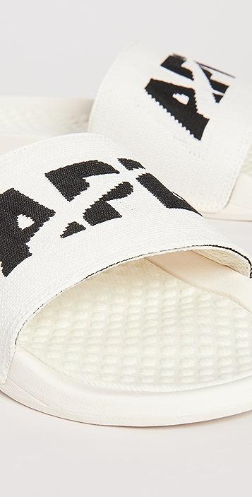 APL: Athletic Propulsion Labs Big Logo TechLoom Slides