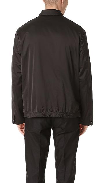 PLAC Banding Detail Coach Jacket