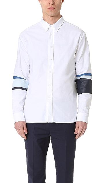 PLAC Color Block Shirt