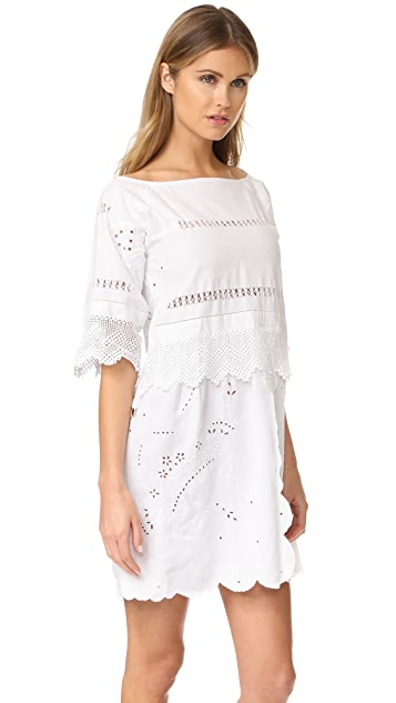 Place Nationale Raphael Mini Tea Dress