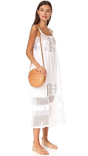 Place Nationale Cap Martin Dress