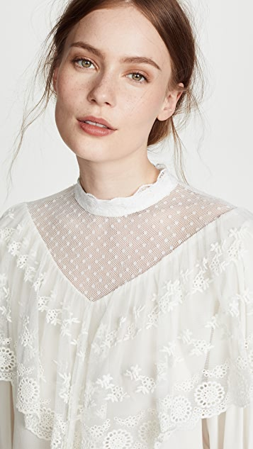 Place Nationale La Valliere Blouse