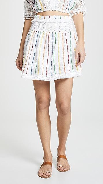 Place Nationale Peille Mini Skirt