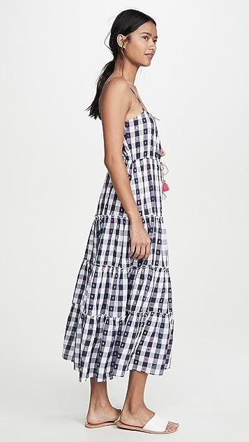 Playa Lucila Gingham Dress
