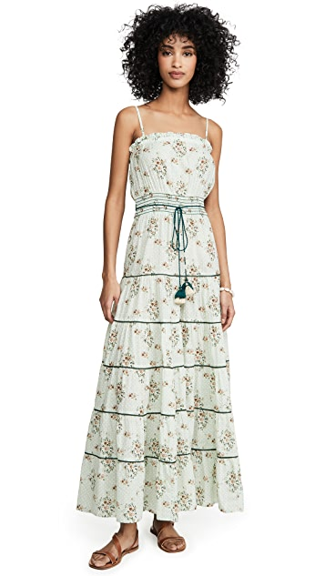 Playa Lucila Printed Maxi Dress