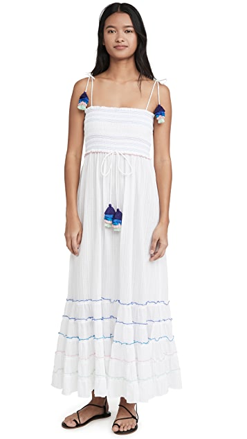 Playa Lucila 长连衣裙