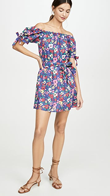 Playa Lucila Printed Mini Dress