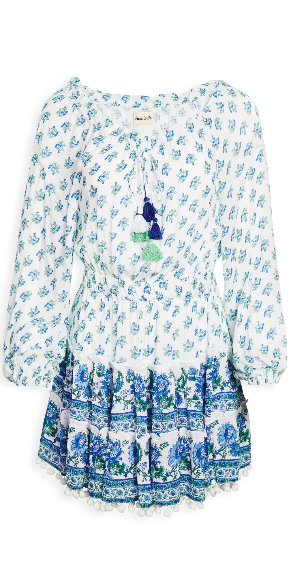Playa Lucila Printed Short Dress