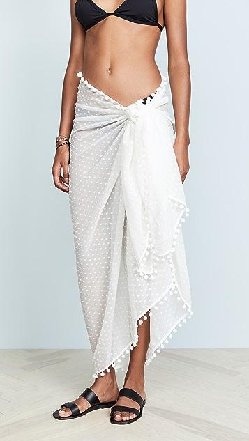 Playa Lucila 刺绣纱笼